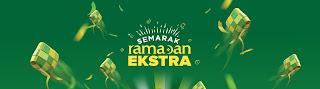 Ramadhan Ekstra, Ekstra Kejutan dari Tokopedia