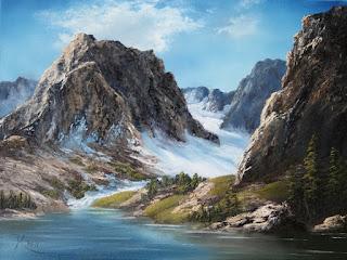 cuadros-realistas-de-la-naturaleza vistas-naturales-pinturas