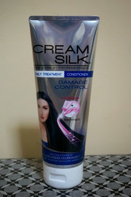 Cream Silk Daily Treatment Conditioner Damage Control