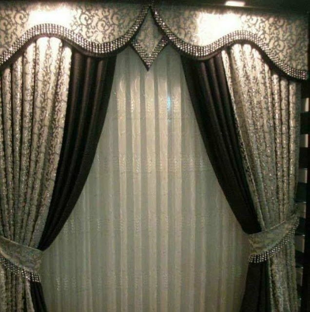 Nice Curtains For Living Room