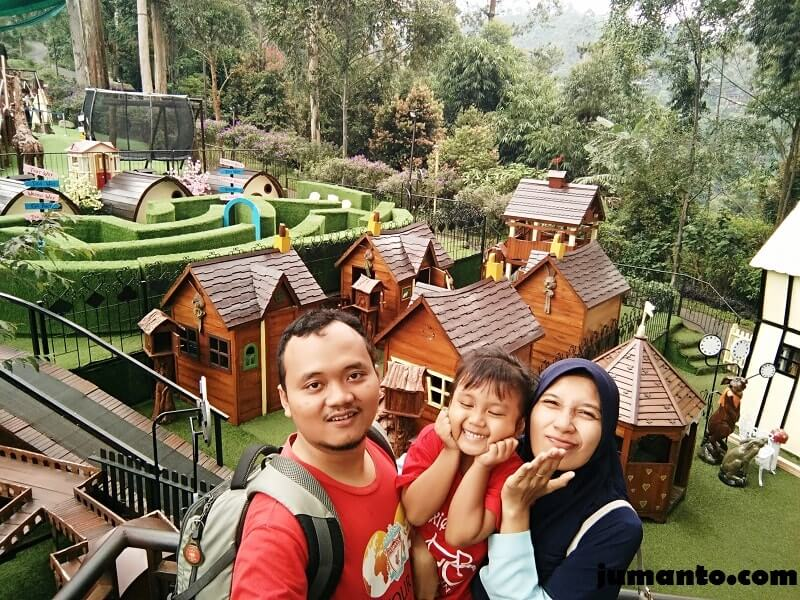 rabbit wonderland dusun bambu