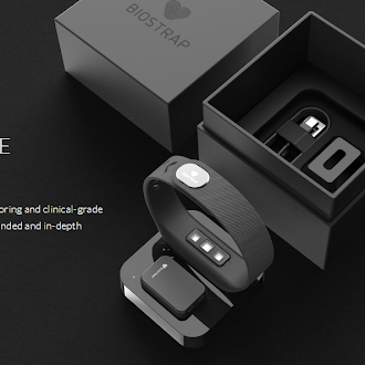 BIOSTRAP - The world's most advanced health wearable platform