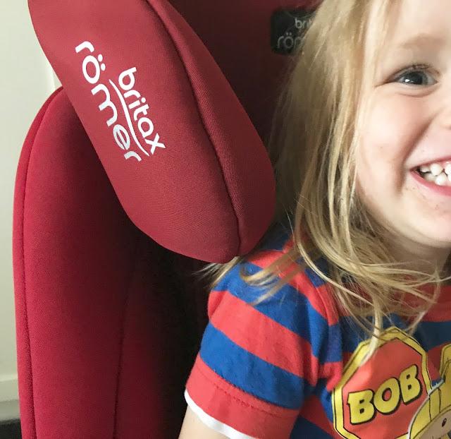 Kugelfisch-Blog - Kindersitz