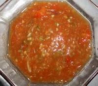 Hidangan sambal dan variasinya hampir tidak pernah ketinggalan di meja makan kita RESEP SAMBAL REBUS CABE RAWIT