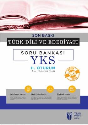 Teas Press AYT Edebiyat Soru Bankası PDF