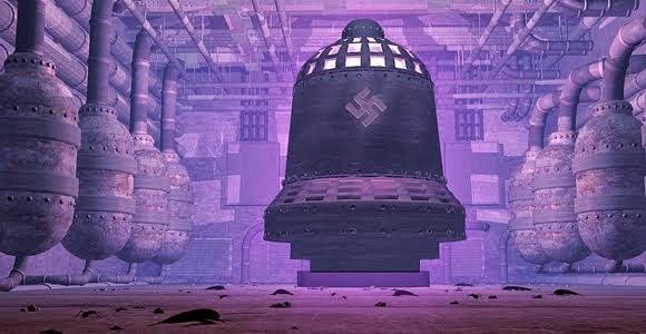 "glocke10a - ¿ Estan apareciendo en pleno siglo XXI OVNIs en forma de campana, tipo la Die Glocke"" o La campana nazi ?"