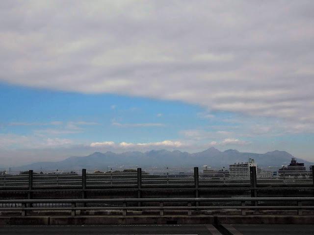烏川 和田橋 榛名山