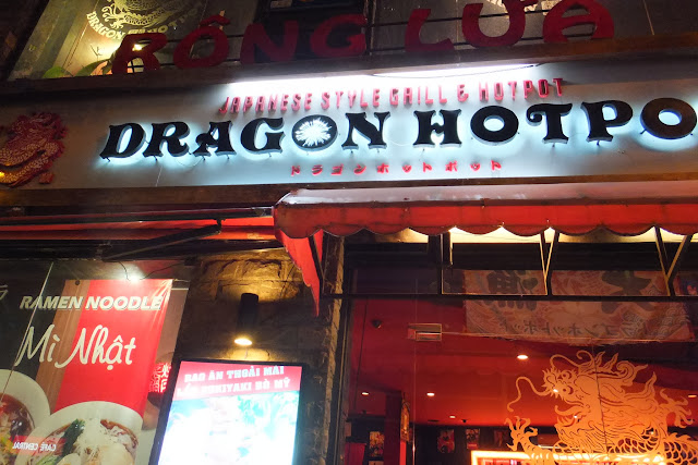 dragon-hotpot-hochiminhcity-vietnam ドラゴンホットポット