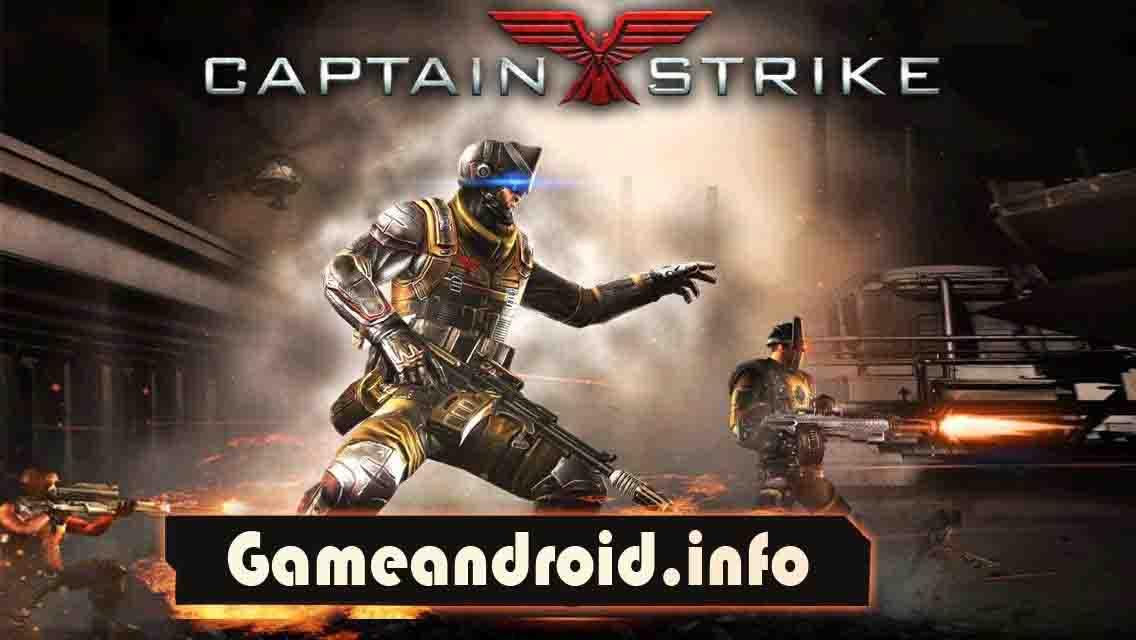 Captain Strike: Reloaded Action Games