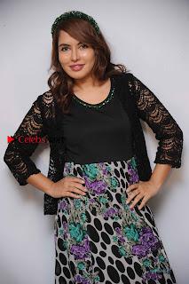Kannada Actress Ranusha Stills at Sarvasva Press Meet  0003.jpg