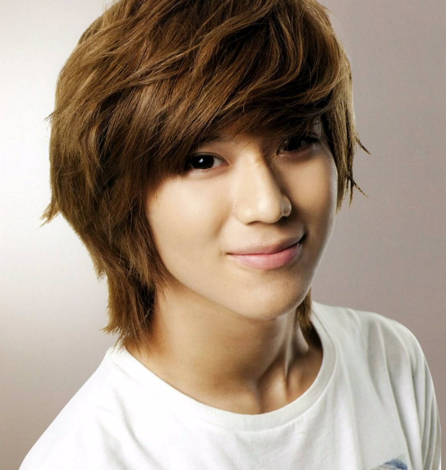 Latest Korean Hairstyles For Men 2013