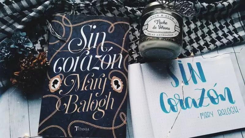 Foto del libro Sin corazon de la autora Mary Balogh