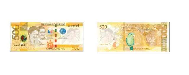Limang Daang Piso (500 pesos)