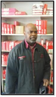 Employee Highlight – General Manager, Elvis Kpodo