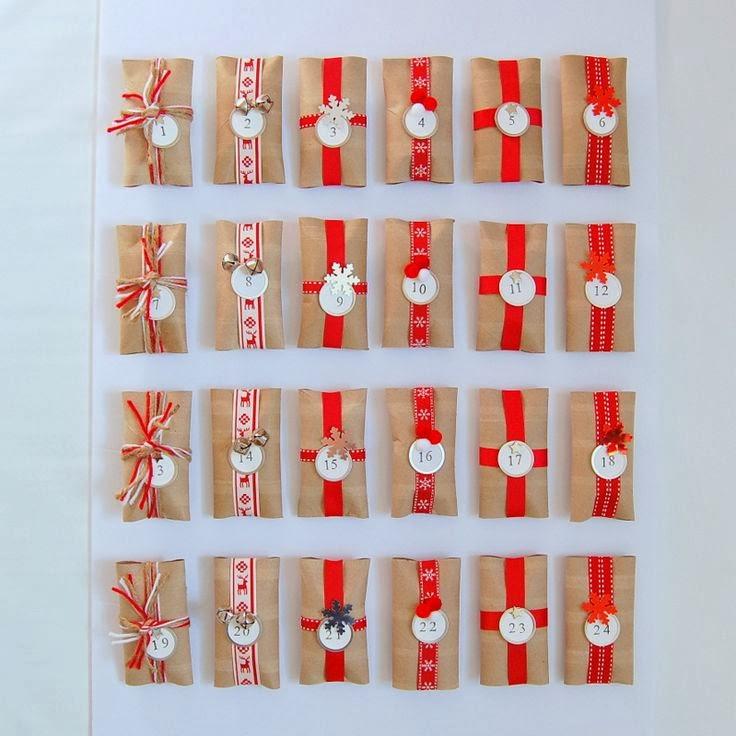 Calendario Avvento Pinterest.Calendario Dell Avvento