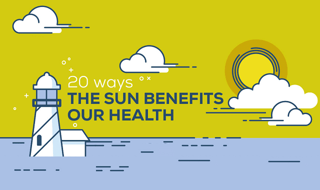 20 Ways the Sun Benefits Our Health