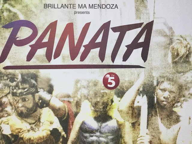 Panata Brillante Mendoza Snapped and Scribbled
