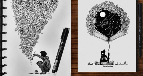 00-Mr-A-Black-and-White-Ink-Doodles-www-designstack-co
