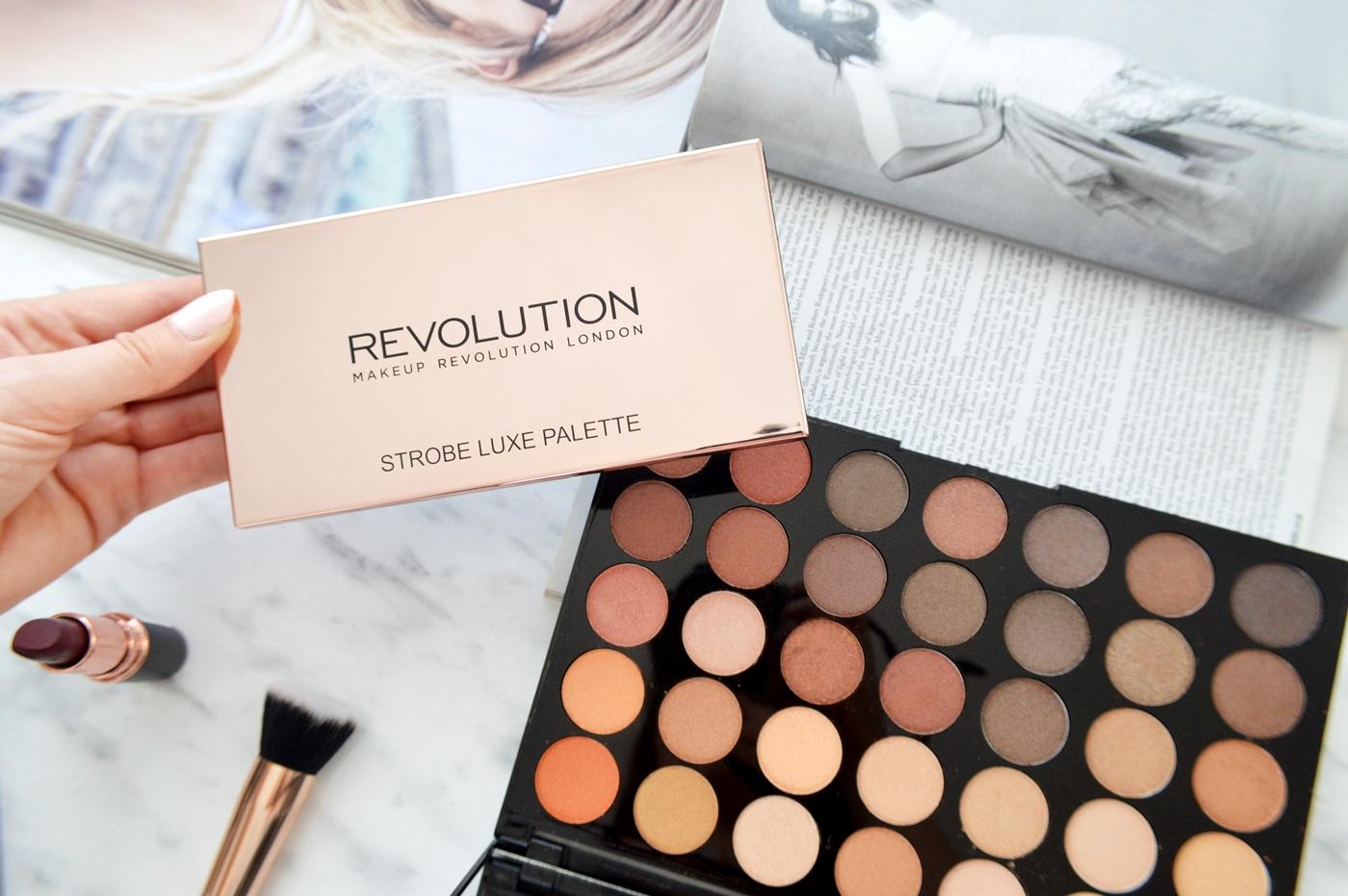 kosmetyki do makijażu na jesień makeup revolution