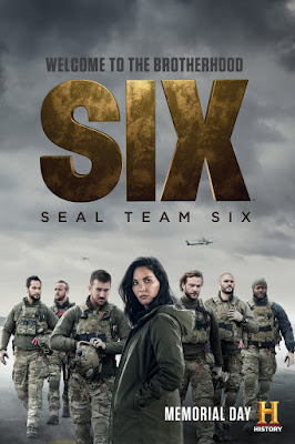 Six Season 2 Poster