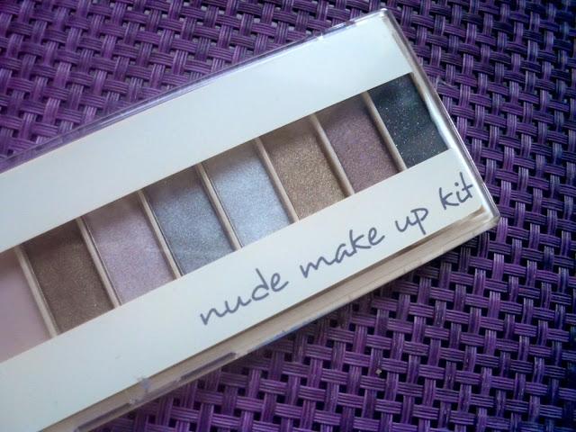 Lovely Nude Make Up Kit + wyniki