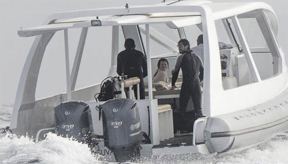 Prince Carl Philip married Sofia Hellqvist in a gorgeous wedding at the Royal Palace of Stockholm in Sweden on June 13, and now the couple is enjoying a romantic honeymoon on a private island in Fiji