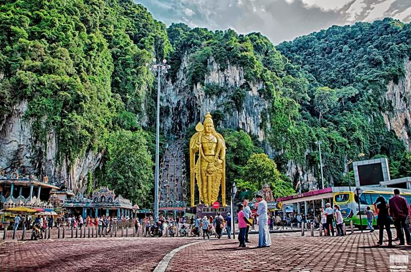 Batu Caves | The Temple of Cave
