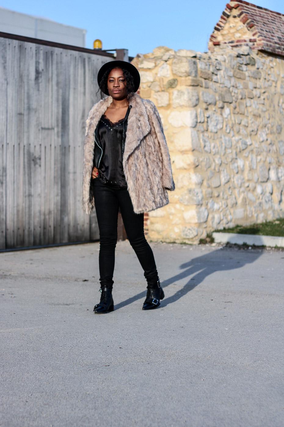 layering-veste-en-fourrure-veste-en-cuir