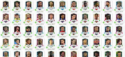 PES 2018 Minifaces Portraits by Alexbeckhs