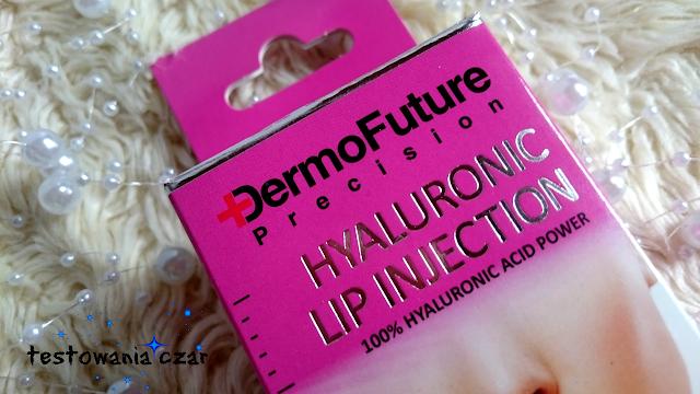 Intensywny hialuronowy wypełniacz do ust DermoFuture