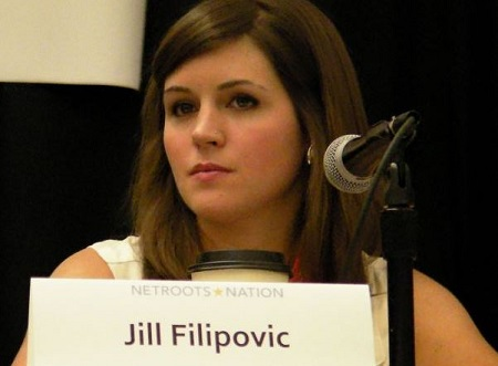 The Rage of @JillFilipovic: Feminism as an Anti-Male
