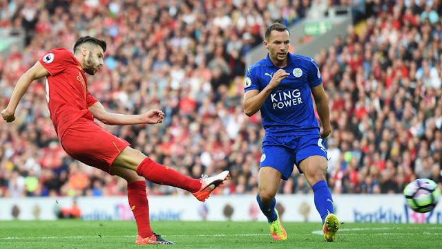 Prediksi Liverpool vs Leicester City Liga Inggris