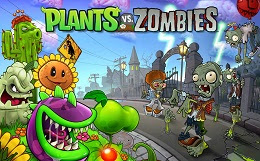 Plants Vs Zombies Online at jogosfriv10online