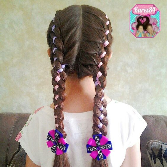 Cute Girlie Hairstyle Ideas For Easter The HairCut Web