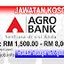Job Vacancy at Bank Pertanian Malaysia Berhad (AgroBank)