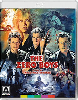 DVD & Blu-ray Release Report, The Zero Boys, Ralph Tribbey