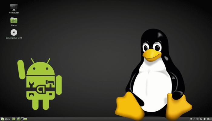 Cara Menghubungkan Perangkat Android ke Desktop Linux
