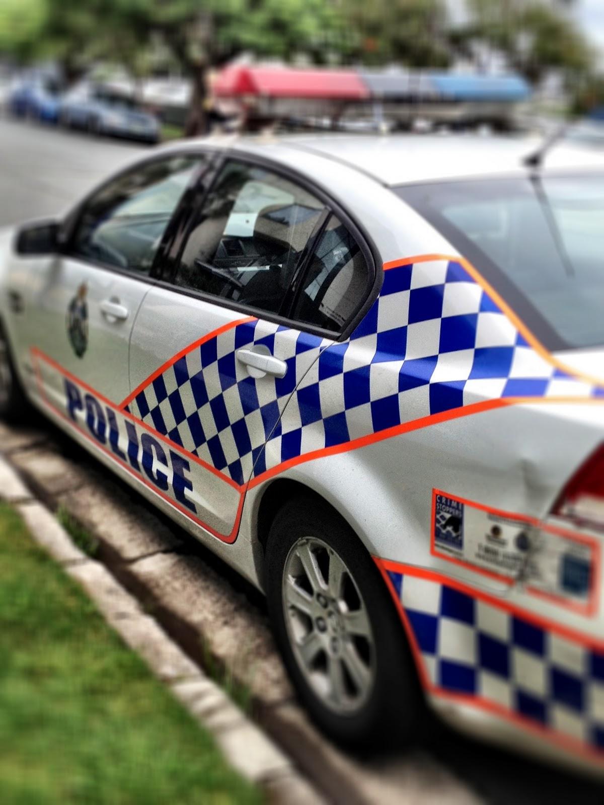 Evading Police