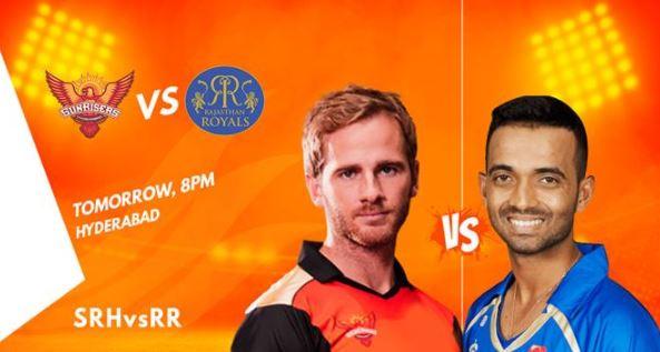 SRH vs RR IPL 2018 Match-4