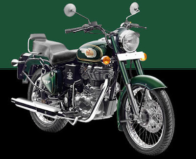 New Royal Enfield Bullet 500 Hd Wallpapers