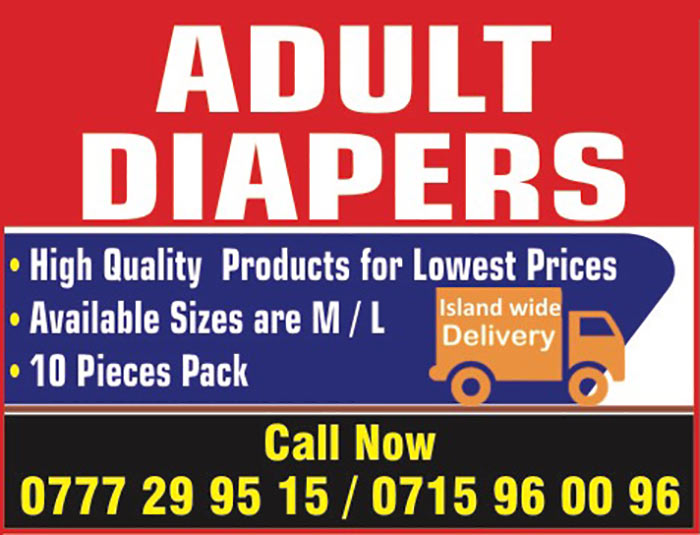 High quality Adult Diapers with inland side delivery.