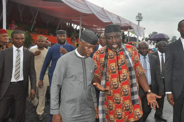 'Show Us Your Achievements; not Devilish Occultic Impoverishment and Manipulation of Imo people -Ararume Tells Okorocha