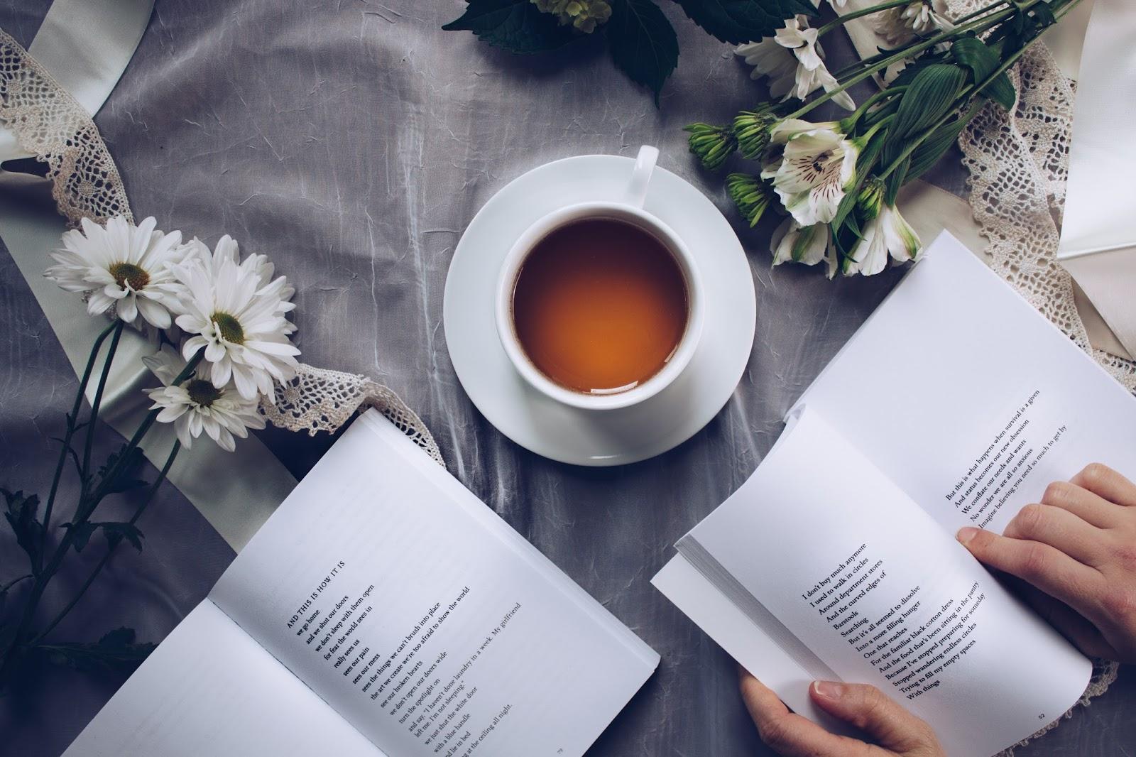 3 książki, które polecam na wiosnę
