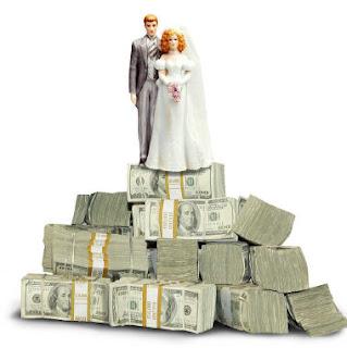 Dinero para boda