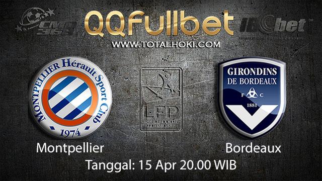 BOLA88 - PREDIKSI TARUHAN BOLA MONTPELLIER VS BORDEAUX 15 APRIL 2018 ( FRENCH LIGUE 1 )