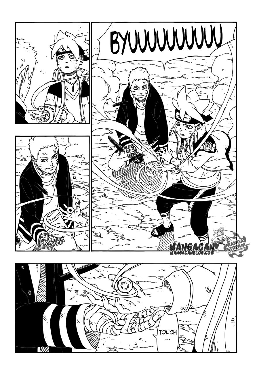 Komik Boruto Chapter 9 Bahasa Indonesia