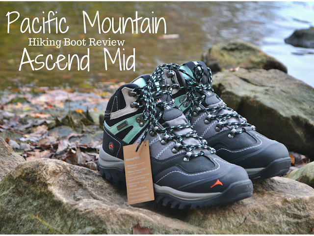 93fb9f6d91b Katie Wanders : The most comfortable hiking boot: Pacific Mountain ...