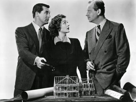 Mr. Blandings Builds His Dream House 1948 Cary Grant Myrna Loy Melvyn Douglas