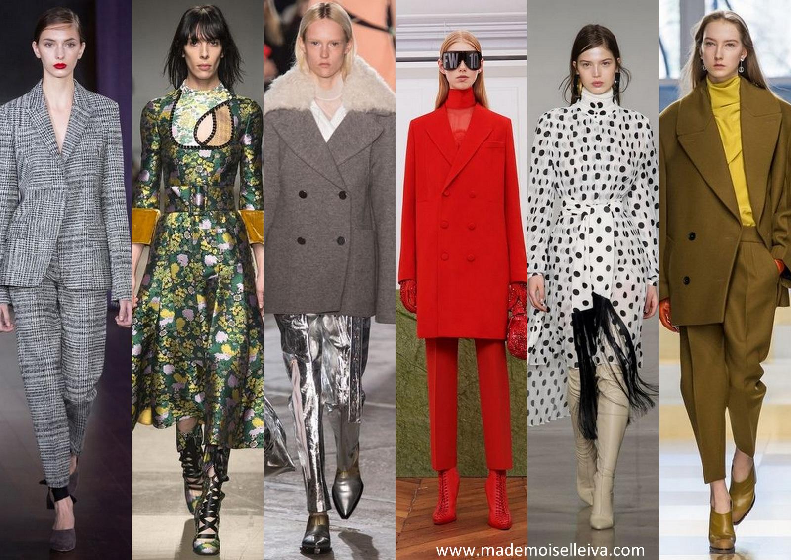6 módnych trendov, v ktorých na jeseň zažiarite // fashion trend: my top 6 fashion trends for season autumn/winter 2017/18