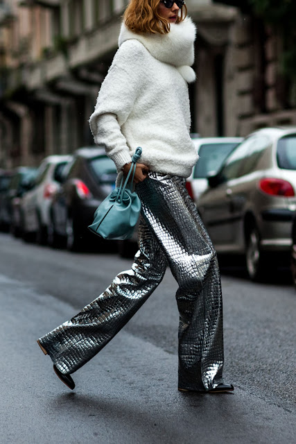 fancy pants, sequins